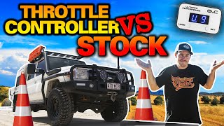 Do THROTTLE CONTROLLERS Really Work? Real World Back-to-Back Test - We Prove It!