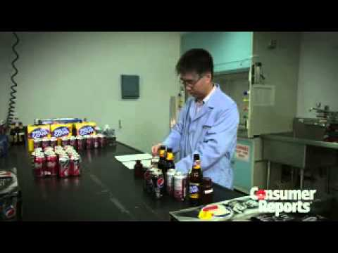 The Danger of Caramel Colored Carcinogens in Soda