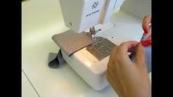 Kuinka ommella (lasten) collegepaita. How to sew children`s sweatshirt.