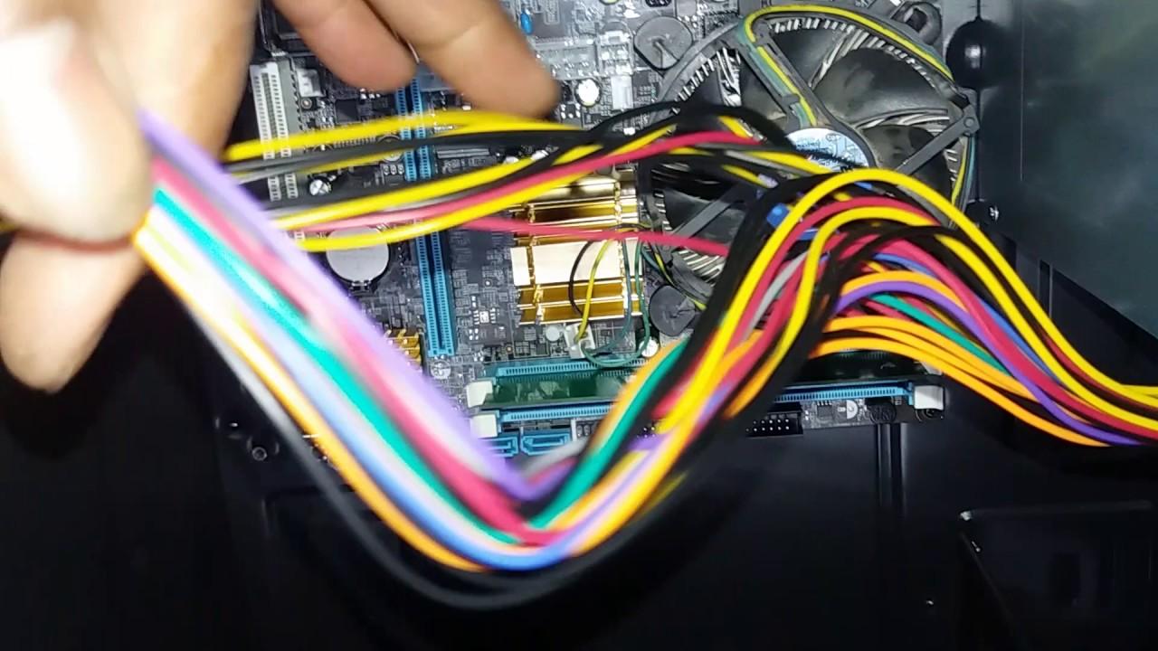 computer hardware assembling