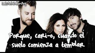 When You Got a Good Thing - Lady Antebellum - Español