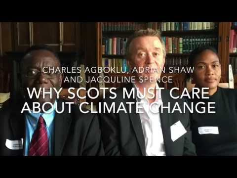 How Scottish people can help stop climate chaos