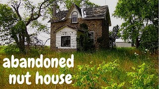 Urban Exploration: Abandoned Nut House