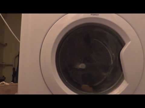 Indesit IWDC6143 Express wash & Dry
