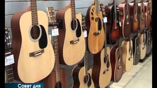 Совет. Струны для гитары(http://vk.com/rostovnatv., 2012-10-04T08:45:38.000Z)