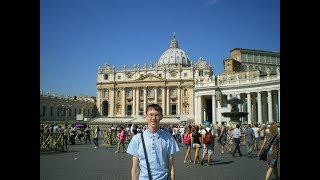 О поездке в Италию
