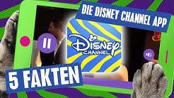 Kennt ihr schon die Die Disney Channel App? Hier sind 5 Fakten! | Disney Channel
