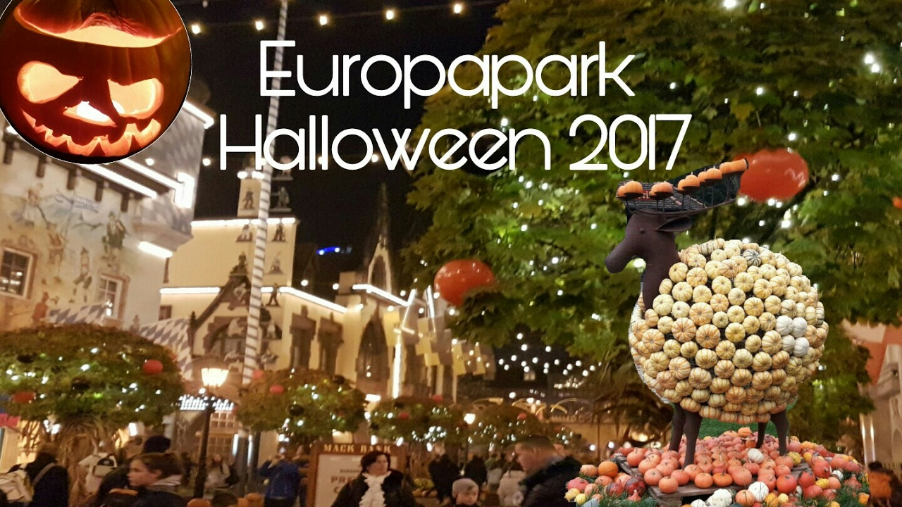 europapark halloween 2017 cin matic youtube. Black Bedroom Furniture Sets. Home Design Ideas