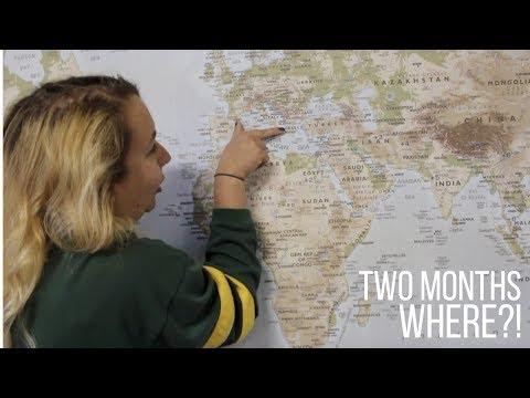 WHERE IN THE WORLD AM I GOING? | YWAM week one