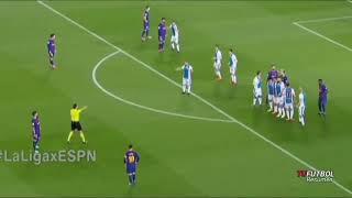 Μπαρτσελονα - λεγανες 3-1 highlights