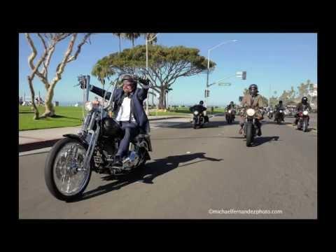 The 2016 Distinguished Gentlemans ride. Orange County, CA.