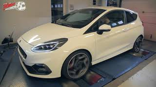 Totalcar Erőmérő: Ford Fiesta ST