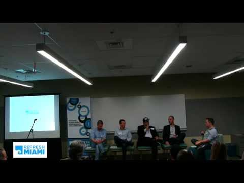 Refresh Miami: Future of mobile payments