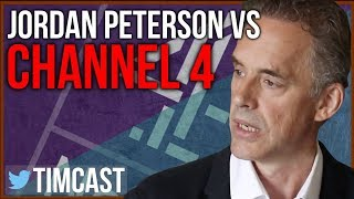 JORDAN PETERSON VS CHANNEL 4 AND CATHY NEWMAN