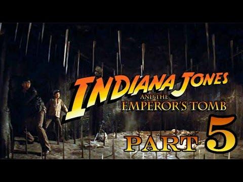 Indiana Jones and the Emperor's Tomb -  {Часть 5} Библиотека