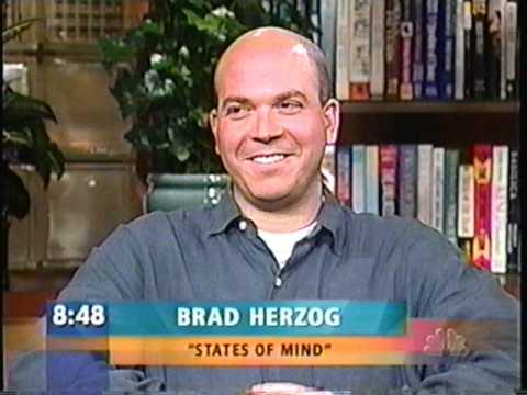 Brad Herzog on the Today Show - April 2000