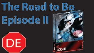 Madden Mobile 16 The Road to Bo Episode 2 Elite Ghosts of Madden Pack and Ultimate Freeze Pro Packs