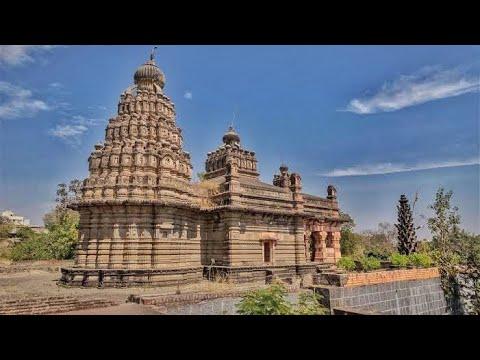 Sangameshwar Temple  Pune   Ancient Temple   Maharashtra   800 Saal Purana Mandir  Shivling  rjvlogs