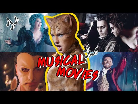 """รู้จัก CATS ผ่าน 6 หนังเพลงจาก """"ละครเวที"""" l Musical Movies🎵"""