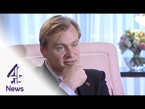 Christopher Nolan on paternal guilt | Channel 4 News