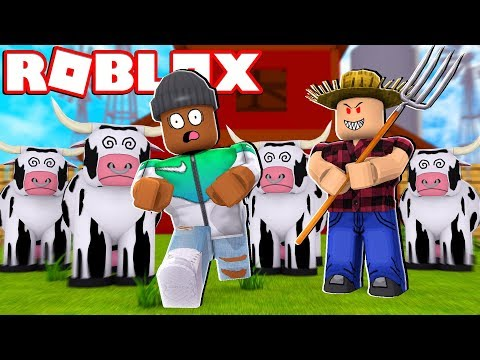 MY FIRST JOB EVER!! | Roblox Farming Simulator