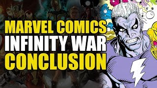 Infinity War Conclusion: Thanos Saves The Marvel Universe?!