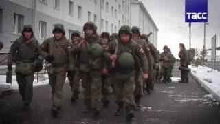 Минобороны опубликовало видео масштабной проверки в Сибири