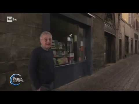 Come stanno vivendo la tragedia i cittadini della bergamasca - Porta a porta 17/03/2020
