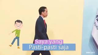 Pro Kontra Pasti Jokowi Saja & 2019 Ganti Presiden. Tahun Politik Hangat Nih