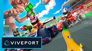 Touring Karts: Online Playground Edition | Ivanovich Games | Viveport Infinity