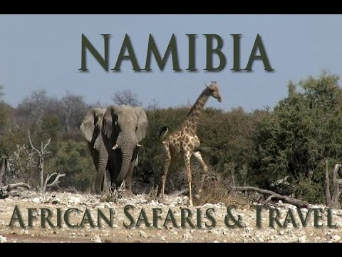 """NAMIBIA"" African Safaris & Travel"