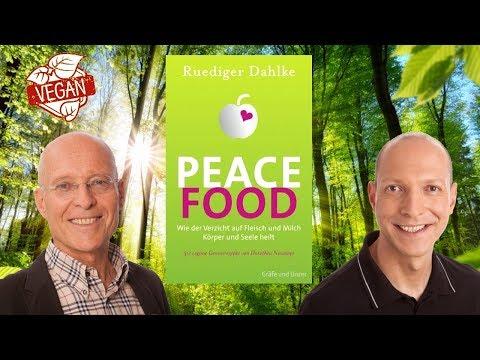 RUEDIGER DAHLKE über Vegane Ernährung & Peace Food 🍀 Interview