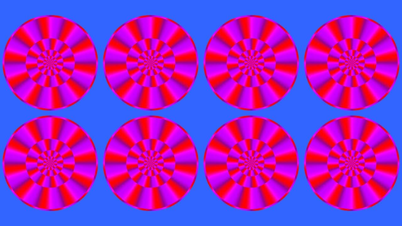 Эта картинка Доказывает что Наши ГЛАЗА Легко обмануть | Оптические Иллюзии