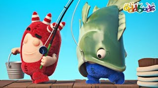 Oddbods | Fishy Business | Funny Cartoons For Children