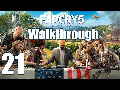 Far Cry 5 - Walkthrough Part 21: Only You