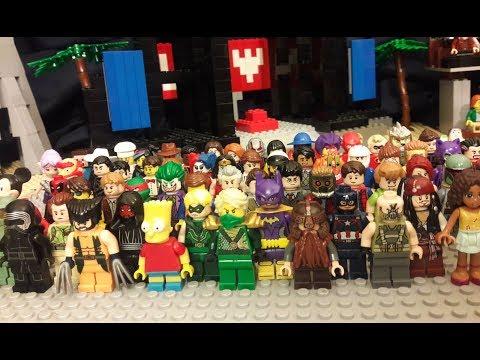 Lego Ninja Warrior Complete Season 2