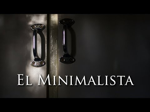 El minimalista  Creepypasta
