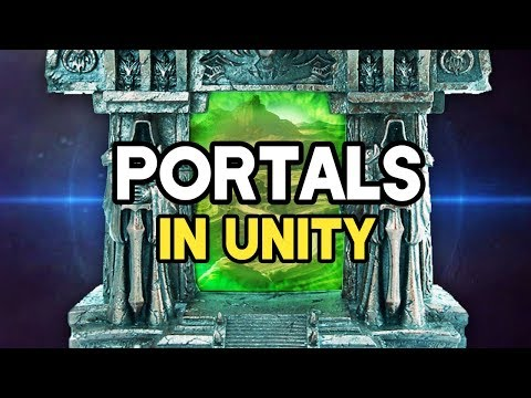 Smooth PORTALS in Unity