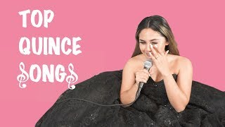 Quinceanera Song Playlist (Vals & Dance Floor)