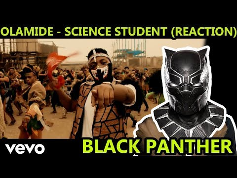 Olamide - Science Student (Official Video) | Reaction