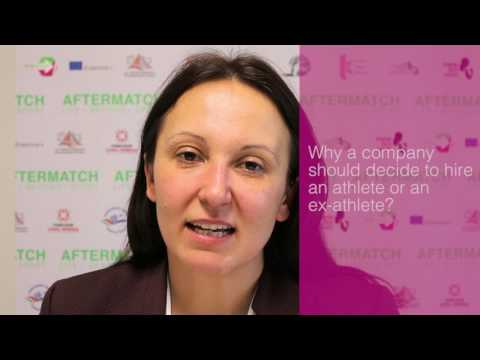 AFTERMATCH Project - Evgenia Radanova interview