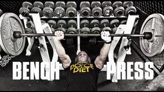 Bench Press Tips - Grip Width