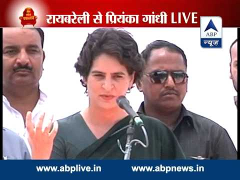 Priyanka Gandhi attacks Modi over Gujarat model