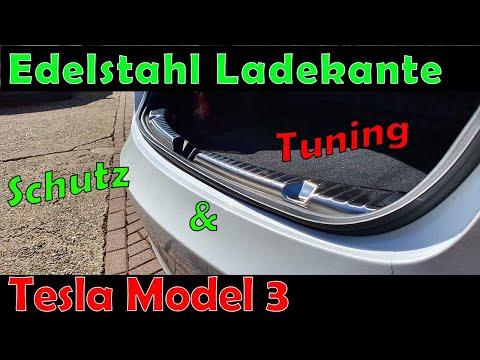 edelstahl-ladekante---tesla-model-3---kofferraum-tuning