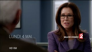 Major Crimes : bande-annonce du premier épisode