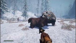 All Predator Kills On Yak In Slow Motion (Far Cry Primal)