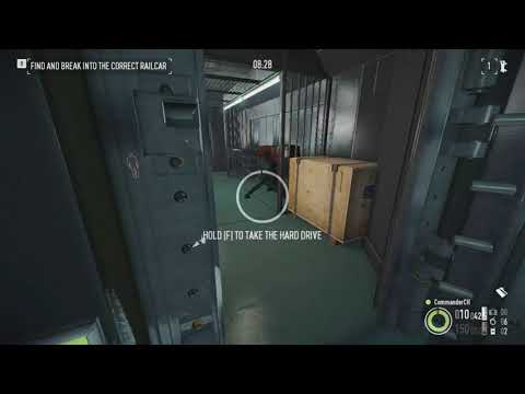 [Payday 2] Transport: Train Heist - DS/OD Stealth, All Loot, No Dead Civs, No Assets