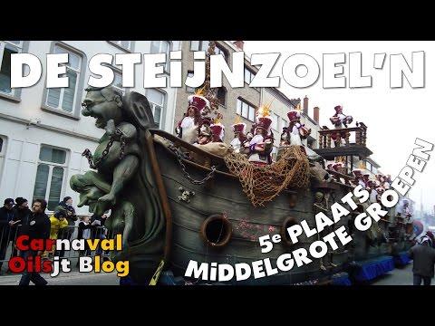 Aalst Carnaval 2017 | De Steijnzoel'n - YouTube