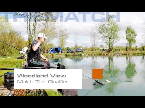 Live Match Fishing: Match This Qualifier, Woodland View