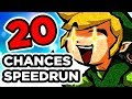 20 COUPS DE CHANCE EN SPEEDRUN